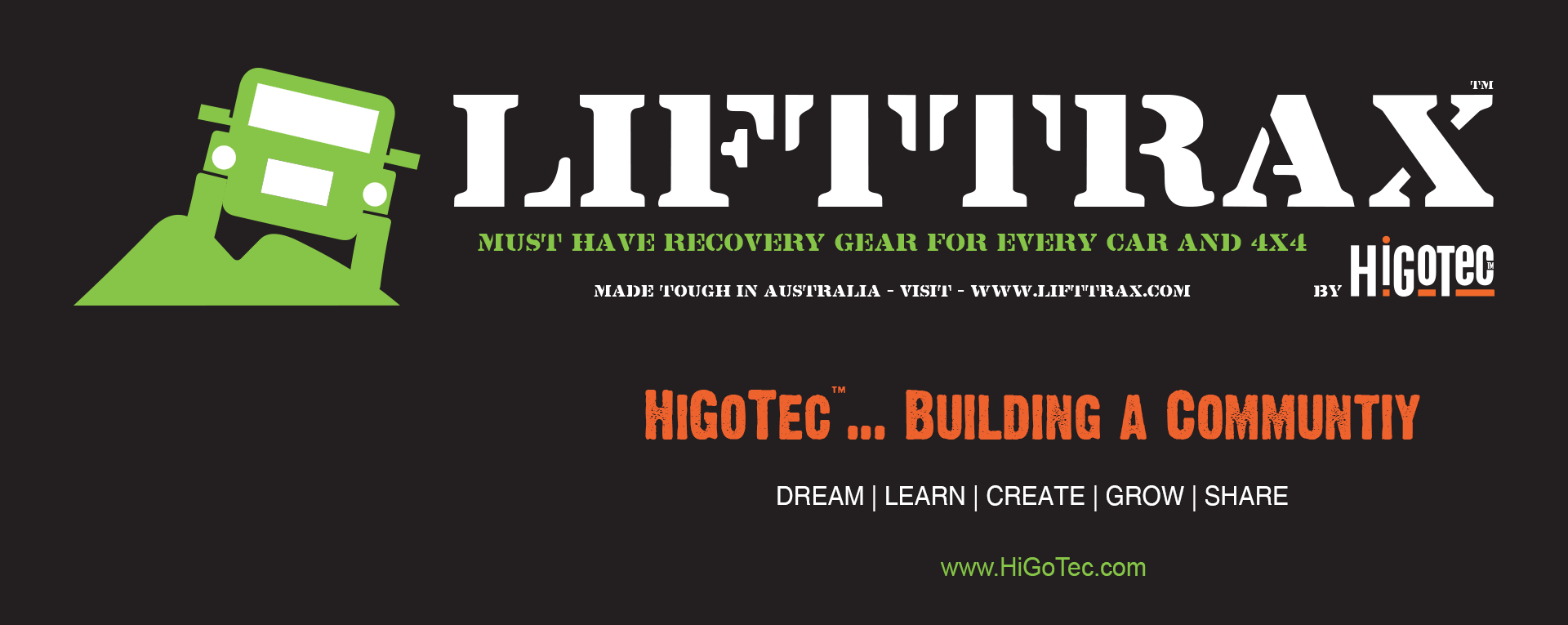 HiGoTec<sup>™</sup> building a community
